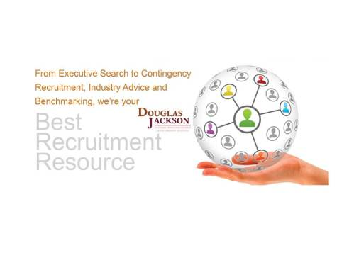 Douglas Jackson Best Recruitment Resource for Linkedin