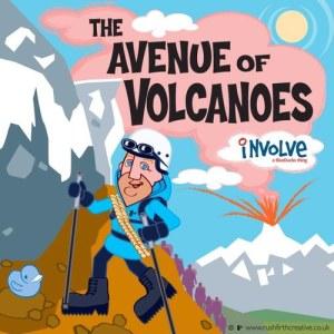 The Avenue of Volcanoes - Geoff Major #hashtaginvolve