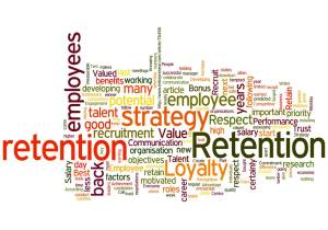 How to Retain the Best Talent - Employee Retention Douglas Jackson Wordle