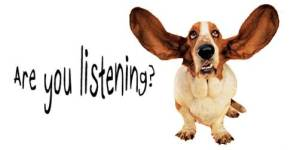 Are your Listening -  Effective Sales Training makes better Customer Service
