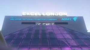 Excel London UK Customer Experience Awards 2014 with Douglas Jackson
