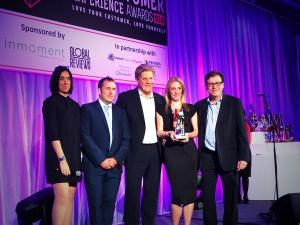 Northern Gas Networks Overall winner of UK Customer Experience Awards 2014 Excel London