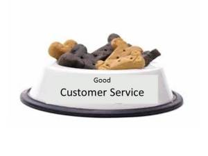 Good Customer Service even for mans best friend at Metro Bank Douglas Jackson Banking Customer Service