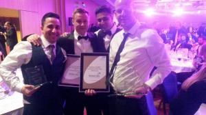 British Gas Service and Repairs overall Customer Strategy and planning winners 2015