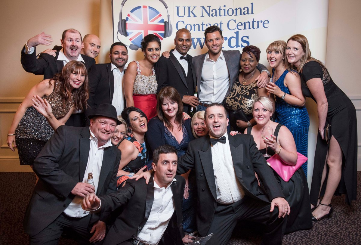 The UK National Contact Centre Awards 2015