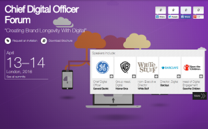 Chief Digital Officer Forum London 2015