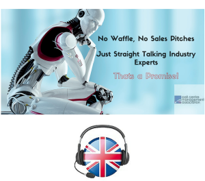 No Waffle CCMA UK National Contact Centre Conference
