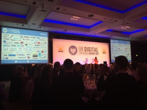 Digital Experienace Awards and Custmer Service Training Awards 201 Finalists