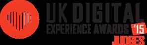 UK Digital Experience Award Judge 2015