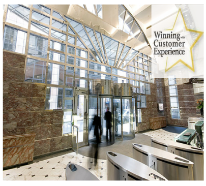 Winning With Customer Experience at American Square Conference Centre