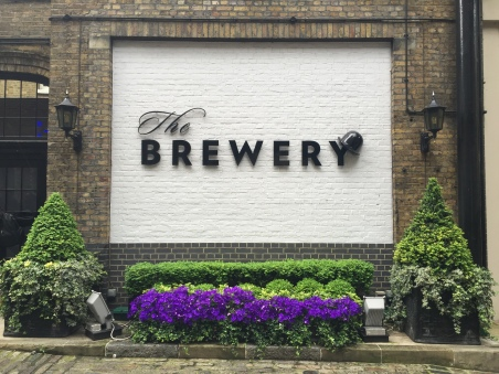 The Brewery london UK National contact centre awards and CCMA seminar