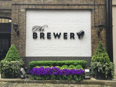 The Brewery london UK National contact centre awards and CCMA seminar