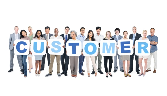 Customer Experience - Led and Delivered by People. The Customer, the C-suite and the Employer.