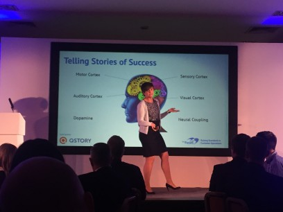 Nicola Callan The Forum, Telling Stories of Success Customer Strategy and Planning