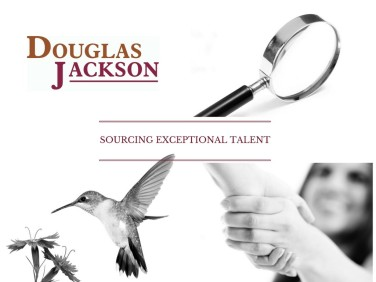 douglas JAckson Search Sourcing Exceptional Talent