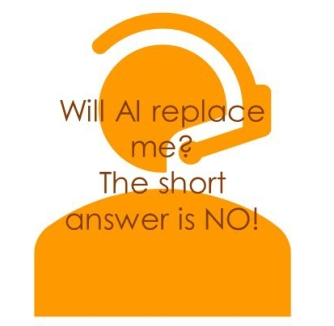 Will AI replace me - the short answer is NO Douglas Jackson Recruitment