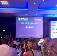 Silver Award DXAWards Dotlabel