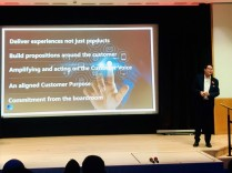 Ben Page Ipsos Mori National Contact Centre Conference 2018