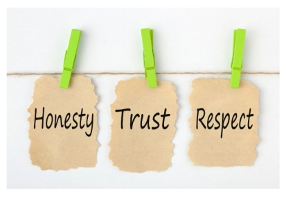Trust Honesty Respect Douglas Jackson the future workforce
